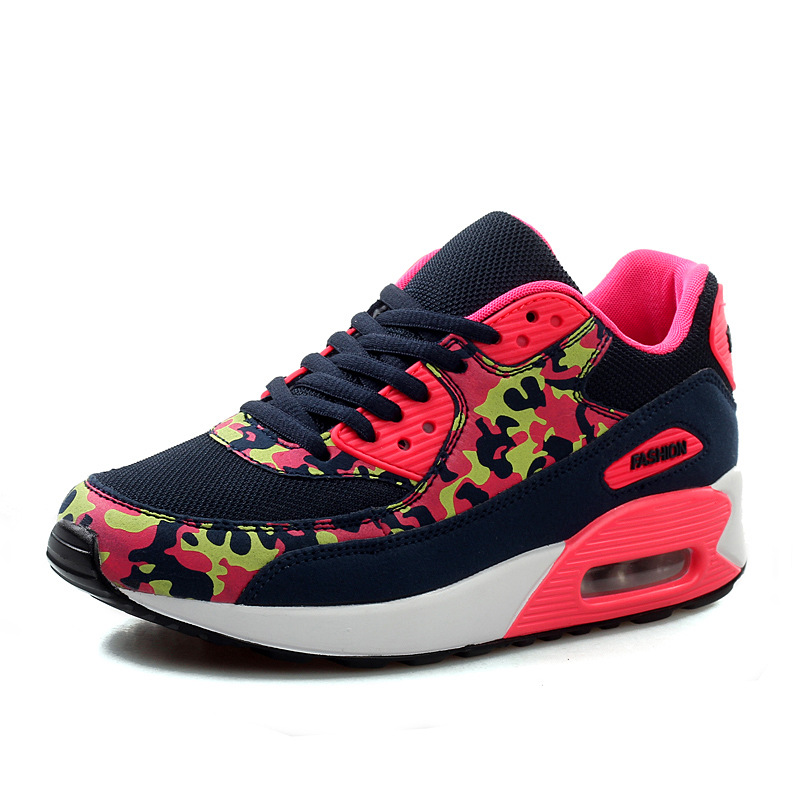 Air Shoes Men Women Fashion Sneakers Spring Fall Casual Breathable Brand Sport Shoe Jogging Lovers Sneaker(China (Mainland))