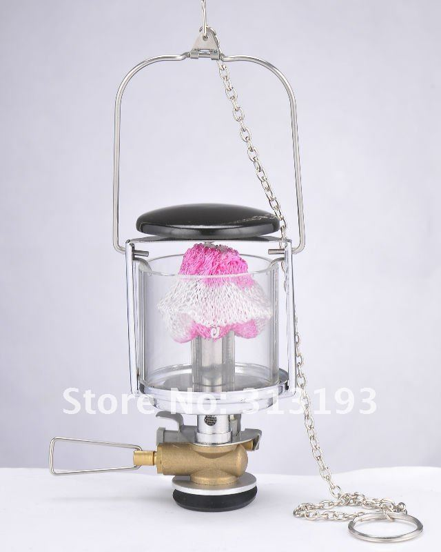 free shipping Wind Gas lamps portable Gas lighting Camping lantern Light Camping gas lamp(China (Mainland))
