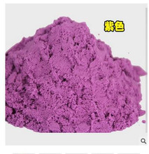 500g Kinetic and Magic Sand Plasticine Dynamic DIY 7Colors Indoor Magic Play do dry Sands Mars Space Sands Color Clay For Kids(China (Mainland))