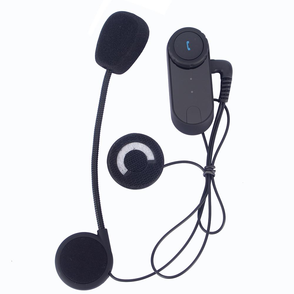 FreedConn Brand! BT Headset Motorcycle Helmet Bluetooth Headset Stereo Headphone Without Intercom function(China (Mainland))