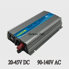 Grid Tie Inverter 1000W DC20V-45V to AC110V Pure Sine Wave Inverter Fit For 24V/30V/36V 60cells/72cells Solar Panel(China (Mainland))