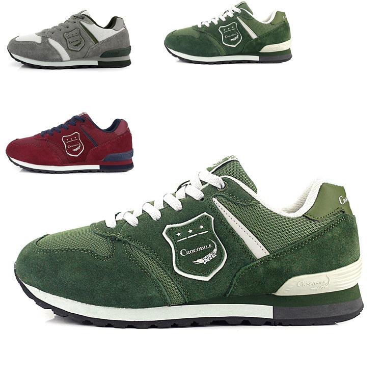 Crocodile Brand Shoes Men
