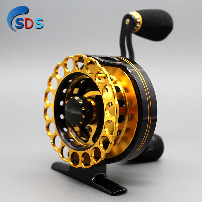 New High quality Stainless Steel Fishing Wheel Spinning Reel Left Hand 7+1BB Baitcasting Fish Fishing Reel Bait Casting Reel<br><br>Aliexpress