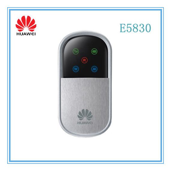 Huawei E5830 Mi-Fi mobile broadband 3g wifi router wireless modem(China (Mainland))