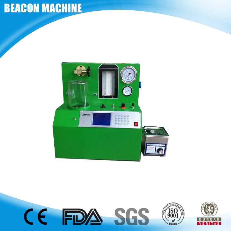 2015 New products PQ1000 common rail electronic injector tester with computer and clean function(China (Mainland))