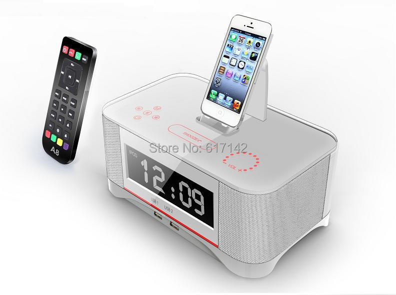 a8 bluetooth speaker portable loudspeaker nfc dock station for apple samsung ipod touch iphone. Black Bedroom Furniture Sets. Home Design Ideas