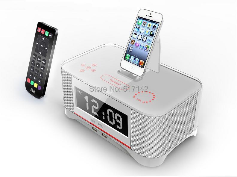 a8 bluetooth speaker portable loudspeaker nfc dock station. Black Bedroom Furniture Sets. Home Design Ideas