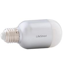 2PCS LifeSmart Bulb + 1PCS Center Station Combination System Home E27 6W RGB Smart Night Light Wireless WIFI Control AC 220V(China (Mainland))
