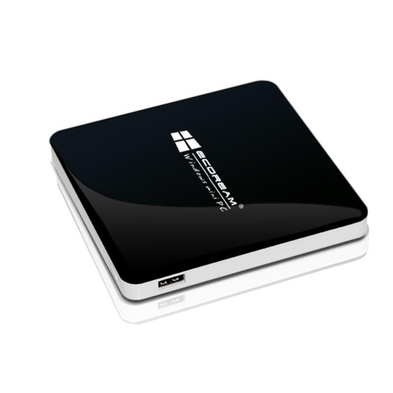 32GB Version Intel Gen 7 Graphics Windows Mini PC TV BOX Quad-Core Intel 1.3-1.8GHz Windows 8.1 OS HDMI TV BOX