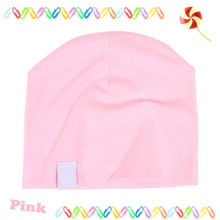 1 X Unisex Soft Cotton Beanie Hat for NewBorn Cute Baby Boy/Girl Soft Toddler Infant Cap Multi-color(China (Mainland))