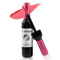High Quality Bottle Of Red Wine Lipstick Velvet Waterproof Long Lasting Matte Lipstick Lip Gloss Purple