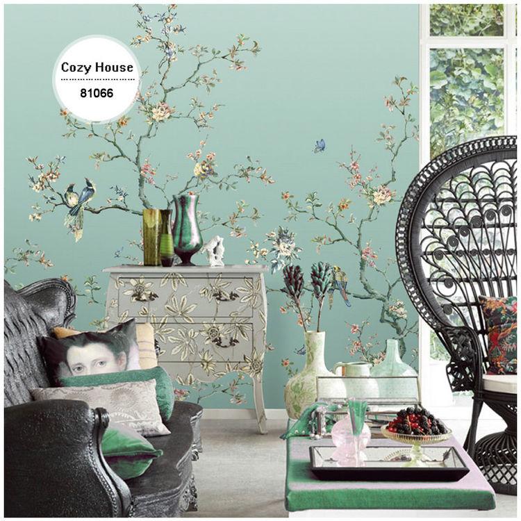 online get cheap teal wallpaper alibaba group. Black Bedroom Furniture Sets. Home Design Ideas
