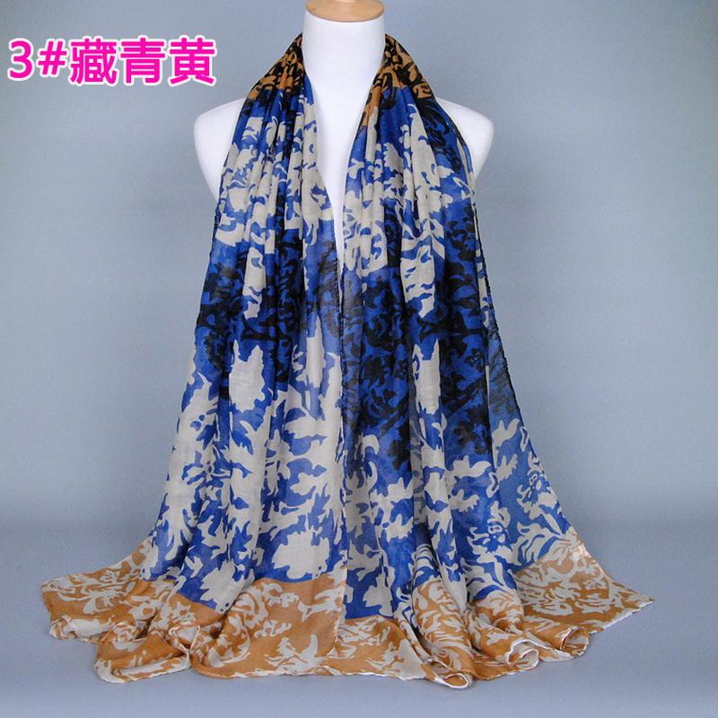 Fashion Silk Scarf Women Desigual Scarves Luxury Brand Scarf Women 2016 FW305(China (Mainland))