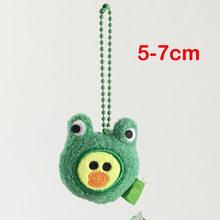 Dropship 4 Filme Toy Story Brinquedos Buzz Lightyear Alienígena Forky Coelho Urso de Pelúcia Plush Stuffed Suave Boneca de Brinquedo Figura Dos Desenhos Animados keychain(China)