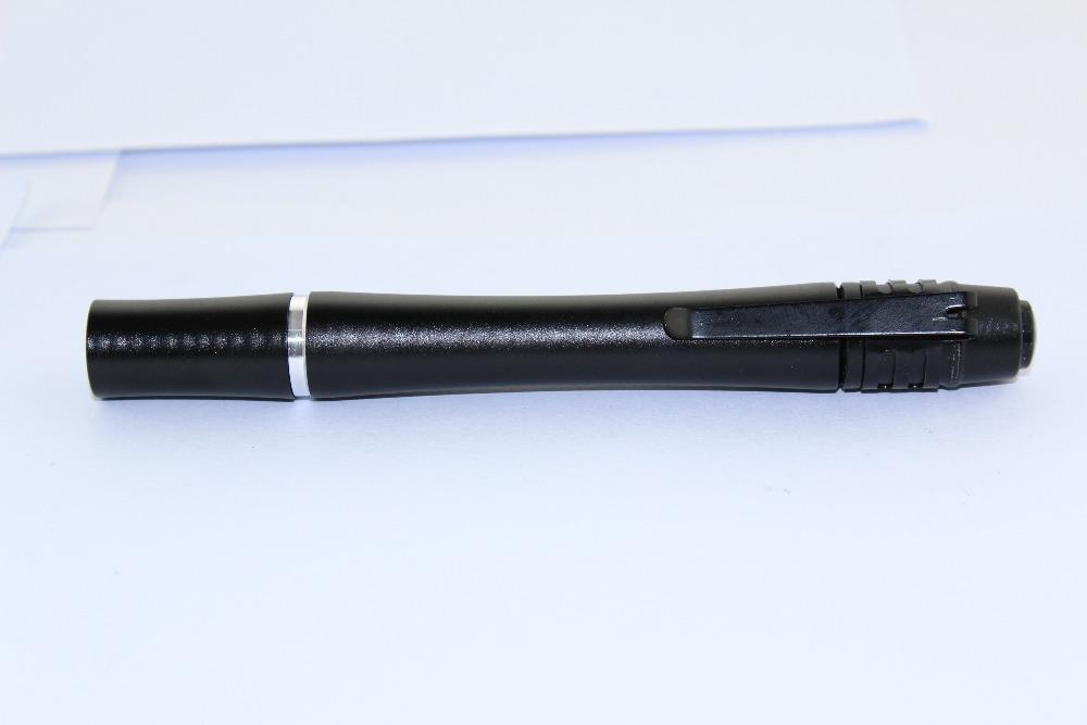 yangfan Mini LED Small Flashlight Aluminum Pen Medical Doctor Nurse Light(China (Mainland))