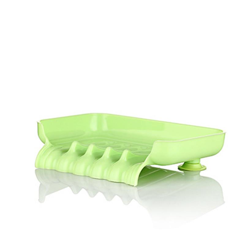 Pl stico verde caja de jab n de drenaje lech n accesorios for Accesorios bano plastico