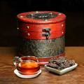 500g Puer Tea 2005 Year Mengku Puerh Gold Tea Head Old Chen Pu Er Warm Stomach