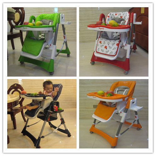 Top Quality/Competitive Price Baby Dining Chair with Adjustable Height and Adjustable Seat Backrest,Free Shipping,Kid Cute Chair<br><br>Aliexpress