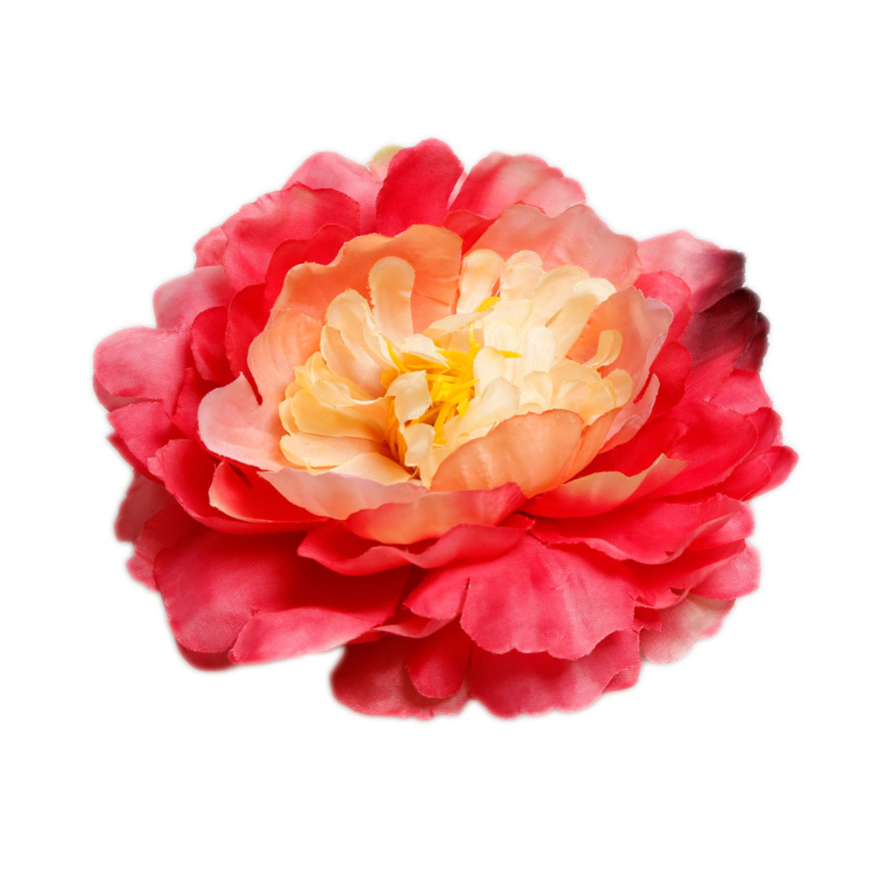 HIGHT Quality silk flower European 1 Bouquet Artificial Flowers Fall Vivid Peony Fake Leaf Wedding Home Party Decoration HG-1927(China (Mainland))