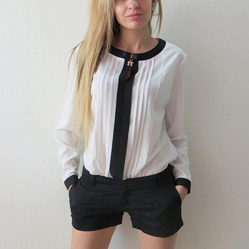 Женские блузки из шифона доставка
