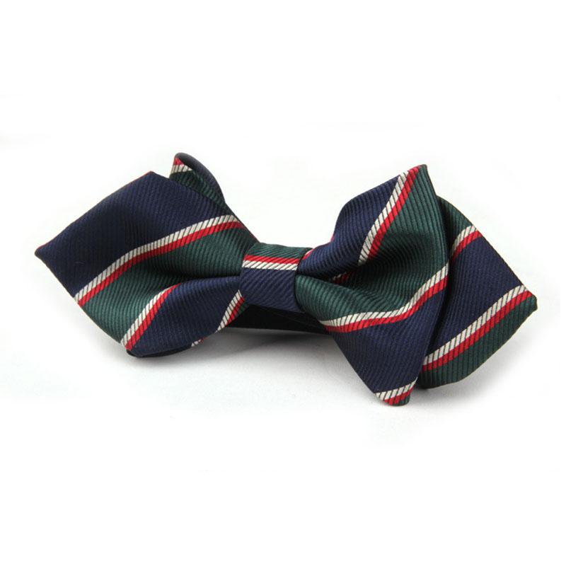 2016 New Fashion Cartoon Cute Children Kids Bowtie Dots Polyester Stripe Boy Bowtie Casual Brand Necktie Baby Boy Bowties Cravat(China (Mainland))