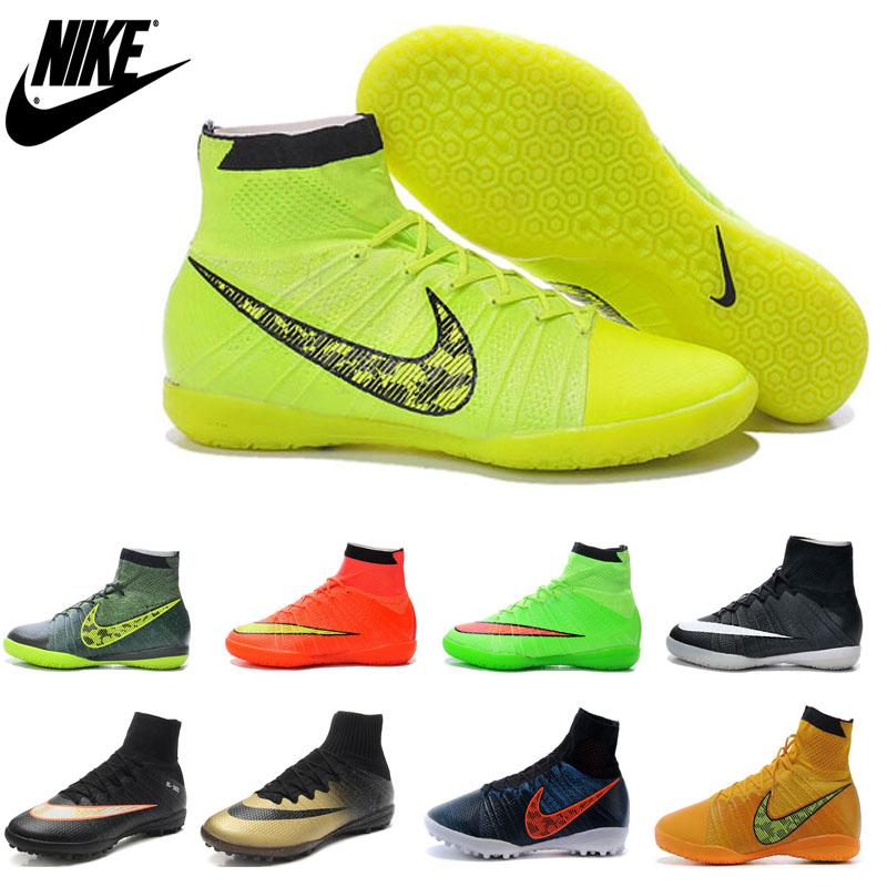 Achetez en gros soccer cr7 cleats en ligne des for Chaussure de soccer interieur