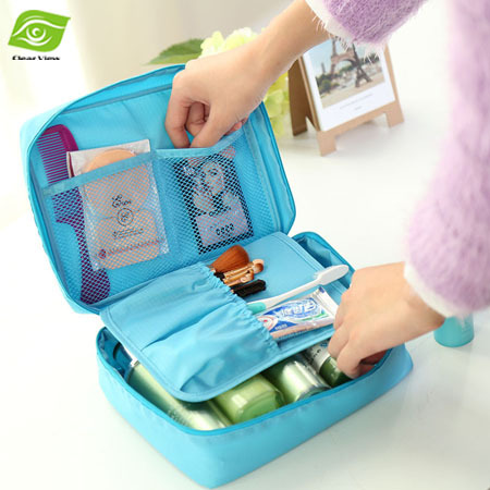 Гаджет  Multifunctional Travel Bag Organizer Multi Color Casual Men