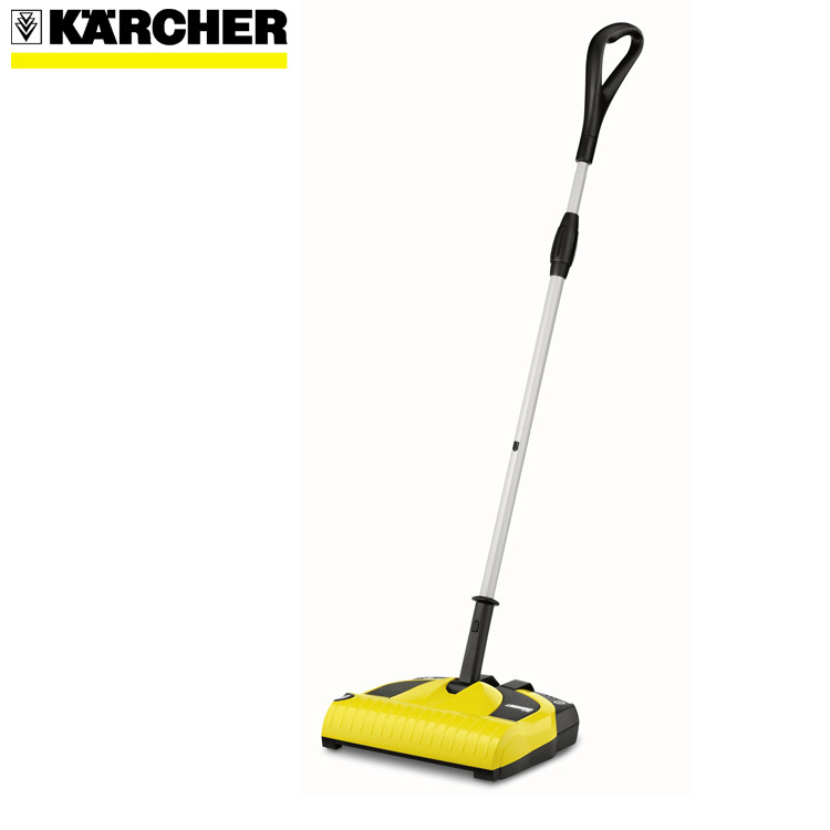 Germany home quiet cordless power rechargeable broom K55 robot Floor Sweeper(China (Mainland))