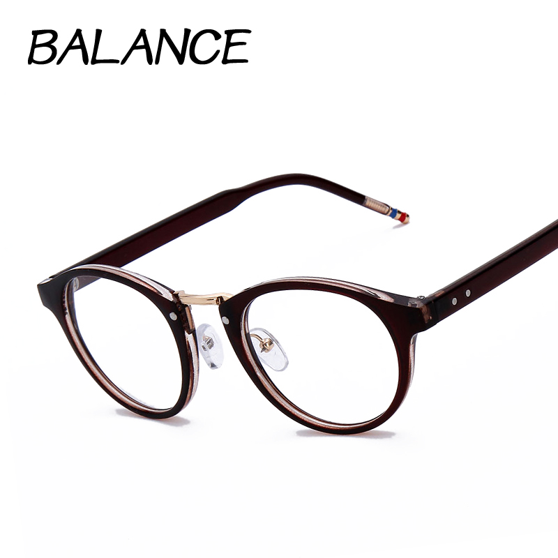 Ladies Modern Eyeglass Frames : New Fashion Retro Eyeglasses Frame Men Women Designer ...