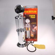 Одноместный Пиво Машина жидкие Выстрелов Gun автозаправка дозатор напитков Машина Мини диспенсер для воды Пиво Машина бар инструмент батлер(China (Mainland))
