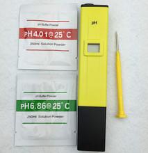 Buy 50pcs/lot dhl fedex ups tnt portable Digital PH Tester Meter Pocket Pen Aquarium Pool Water Digital Pen PH Meter Tester for $256.03 in AliExpress store