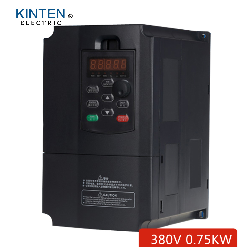 adjustable speed drive/ac motor drive/ variable frequency inverter/ ac drives 380V 0.75KW 3 Phase(China (Mainland))