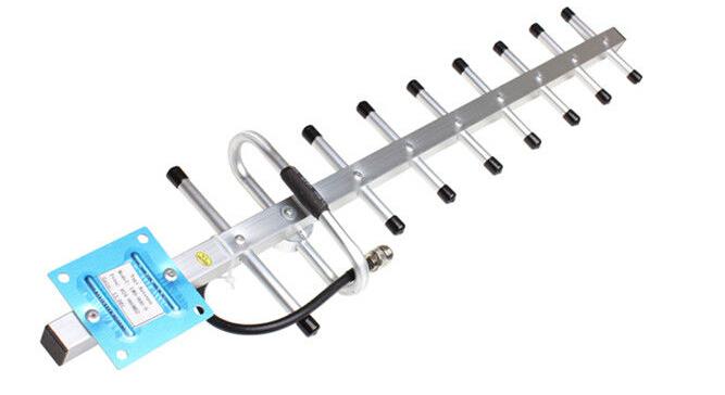 External Directional 3G antenna yagi outdoor antenna 25dBi 1710-2170 mhz high gain antenna booster repeater yagi antenna(China (Mainland))