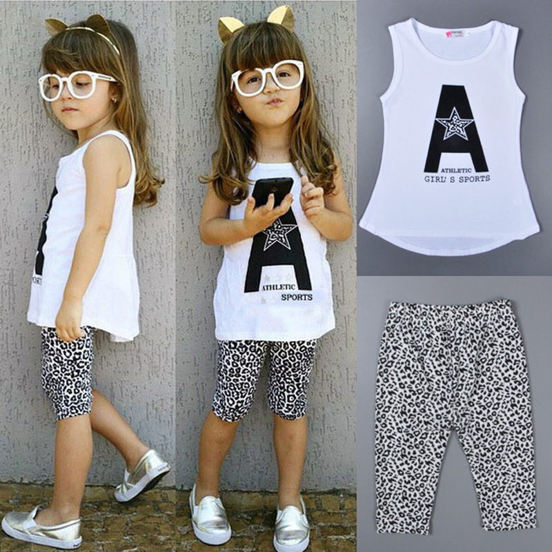 2015 baby girl set summer style 100% cotton children clothing Star Printing high quality party white cute roupa infanti menina(China (Mainland))