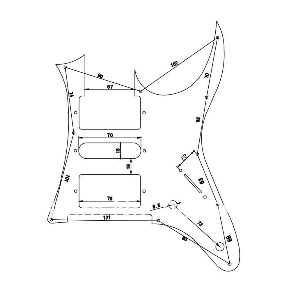 ibanez white electric guitar fretboard scratchplate hd