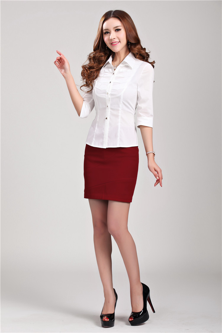 Excellent Office Dresses For Women Summer Collection 2011 | YusraBlog.com