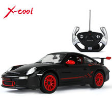 Free shipping Rastar Group 1:14 911 gt3 rs remote control car model rc electric car toy children toys(China (Mainland))