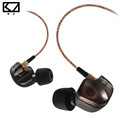 KZ ATE S Copper Driver Ear Hook HiFi In Ear Earphone Sport Headphones For Running With Foam Eartips With Microphone