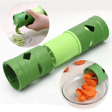 Free Shipping! 1 set New Vegetable Fruit Twister Cutter Slicer Processing Kitchen Utensil Tool Two-sided Graters 302-0207(China (Mainland))