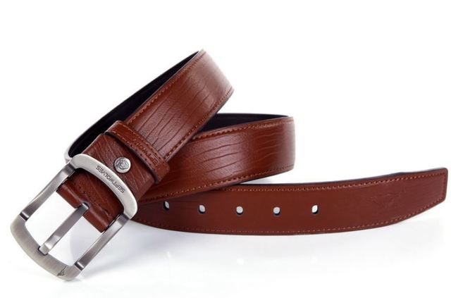 Free shipping Gpmax male belt genuine leather belt strap male wide belt