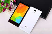 Original Xiaomi Redmi Note 4G LTE Mobile Phone Qualcomm Quad Core 5.5″ HD 1280×720 1GB RAM 8GB ROM 13MP Android 4.4 MIUI