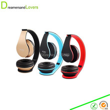 Stereo Folding Portable Headsets, 3.5mm with Microphone Noise Cancelling Earphones Headphones PC Smartphone for Kids or Adults