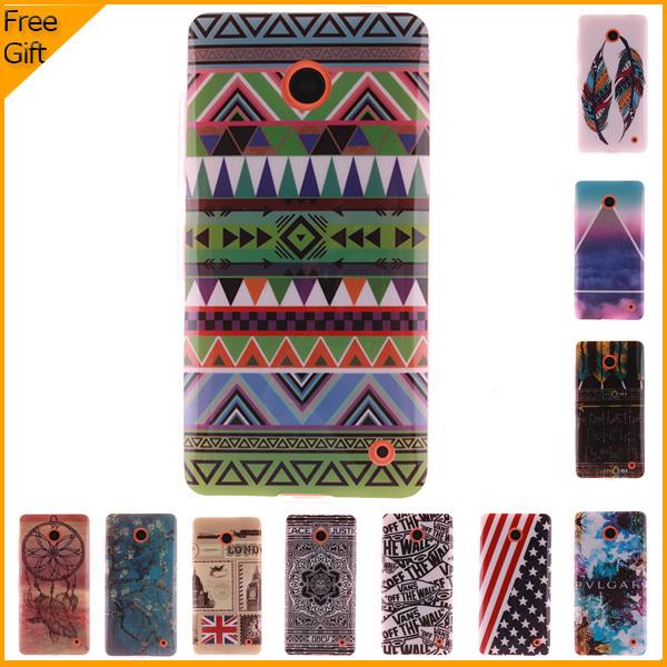 Чехол для для мобильных телефонов Phone Shell Nokia Lumia 630 635 Phone Cover For Nokia Lumia 630 замена стекла lumia 630 635