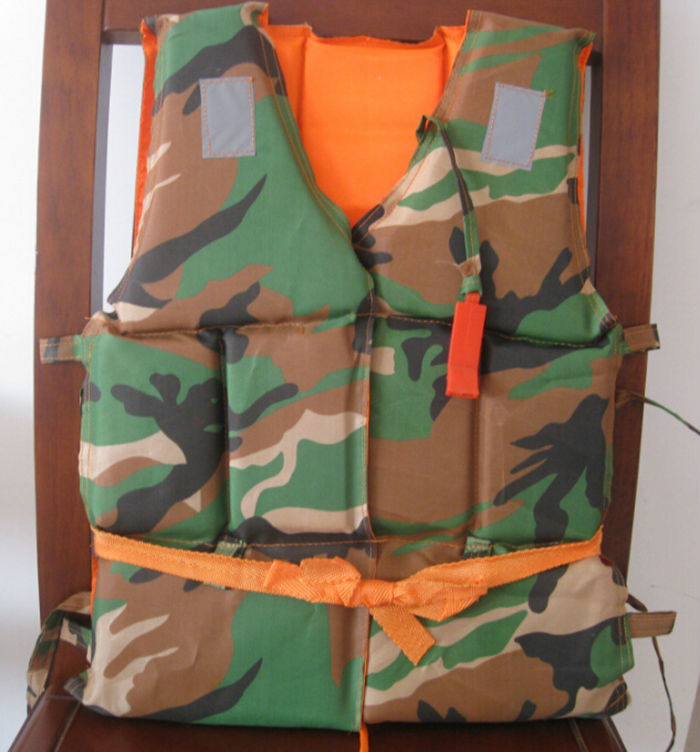 new pattern children camouflage life jacket Drift special children life Vest Water Safety Products Free shipping(China (Mainland))