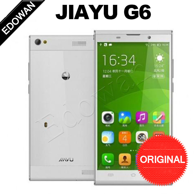 jiayu G6 5.7 inch IPS 1920*1080 mtk6592 octa core 2GB RAM 16GB ROM android 4.2 3G WCDMA smart phone mobile(China (Mainland))