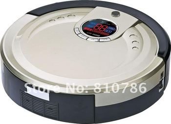 For Russian Buyer/  Li-ion Battery , Larger Dustbin 1L Robot Vacuum Cleaner M788 Li-ion Battery ,With Auto Recharged,UV lights