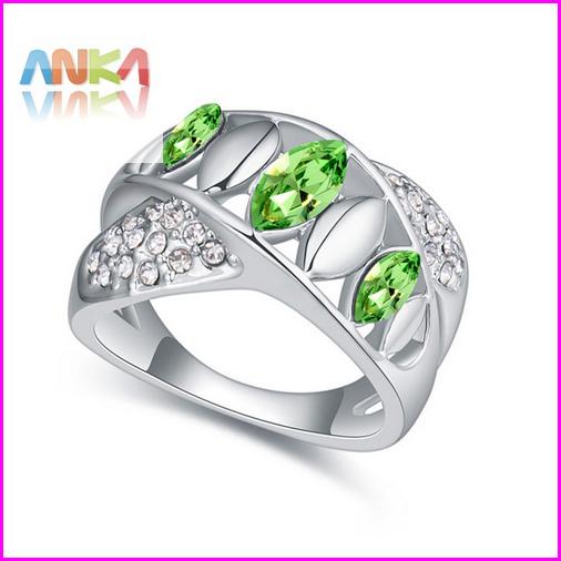 Кольцо 2015 18K Swarovski #112957 ANKA комбинезон modna anka цвет зеленый