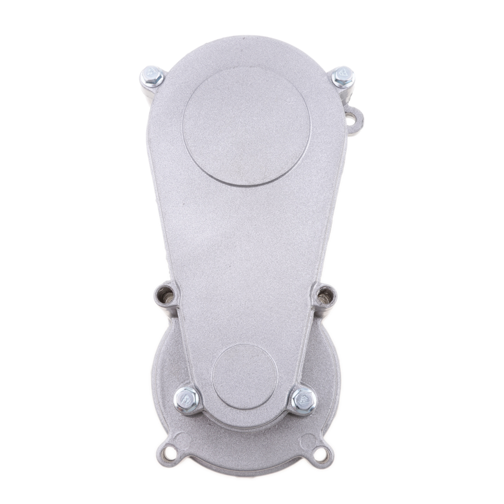 Aluminum Alloy Small Off-road Vehicles Motorcycle Transmission Gearbox Gear Box for 47CC 49CC 2-Stroke Clutch Mini Pocket Bike