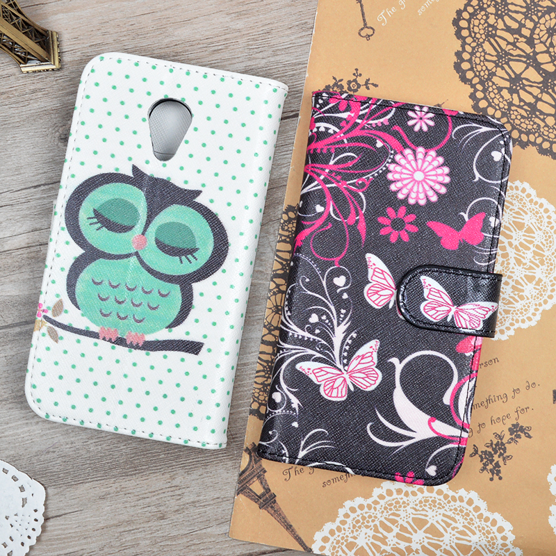 HTC Desire 700 709d 7060 7088 Dual Sim Printing PU Leather Wallet Case Flip Cover ID Card Holder Slots Stand Function - Kemity Co., LTD store
