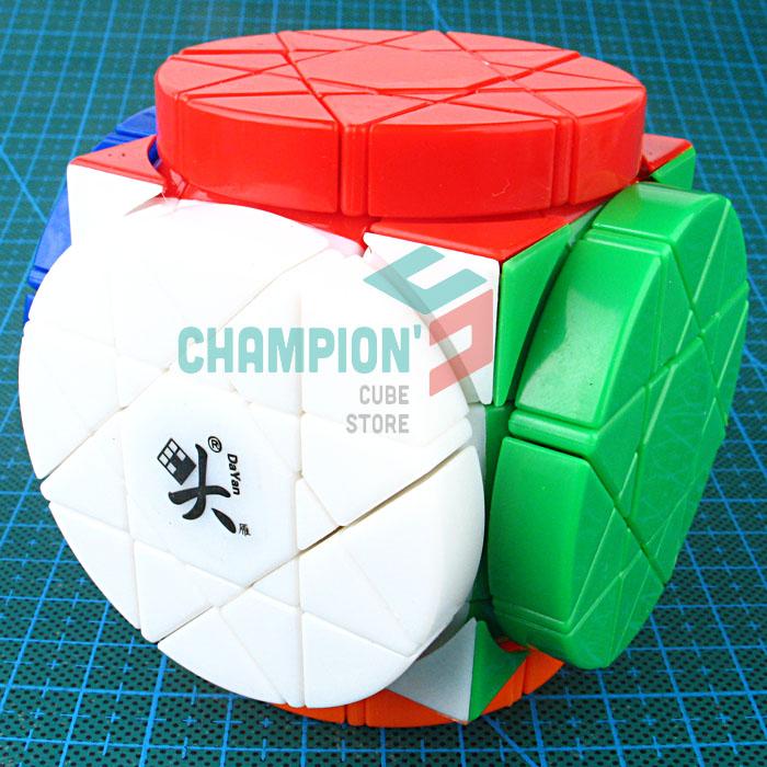 Фотография DaYan puzzle Wheels of Wisdom Magic Cube IQ Brain Cubos Magicos Puzzles Juguetes Educativos Toys